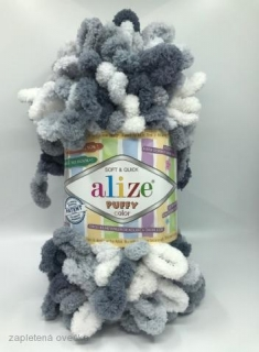 Alize Puffy color č.5925