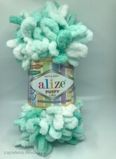 Příze Alize Puffy color č.5920