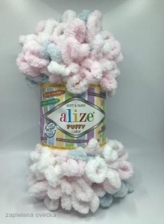 Alize Puffy color č.5864