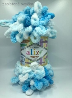 Alize Puffy color č.5924