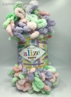 Alize puffy color č.5938