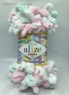 Alize Puffy color č. 6052